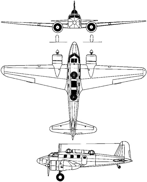 Tachikawa Ki-54 (1940)