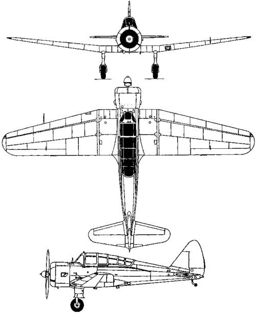 Tachikawa Ki-55 (1939)