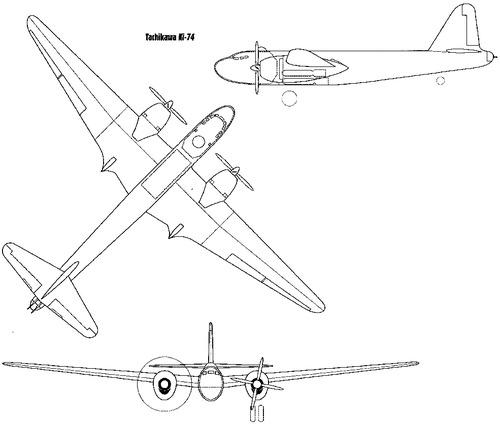 Tachikawa Ki-74