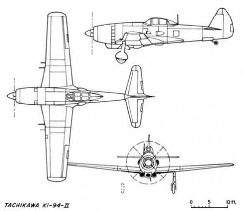 Tachikawa Ki-94
