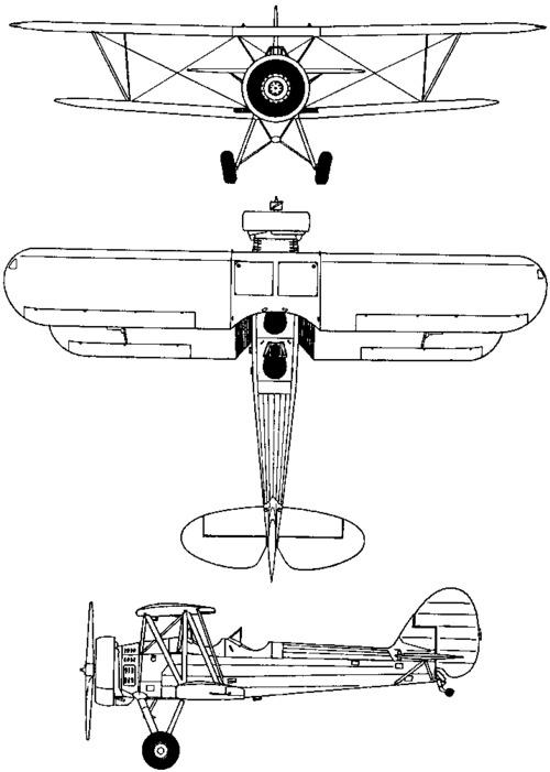 Tachikawa Ki-9 SPRUCE (1935)