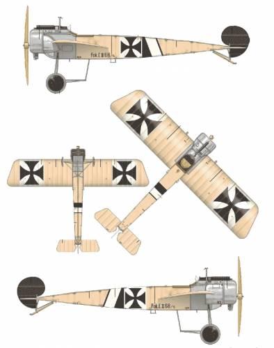 Focker E.II