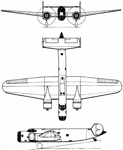 Fokker T.5 (Holland) (1937)
