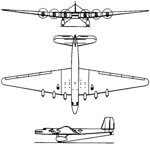 Tupolev ANT-20 Maxim Gorki  (1934)