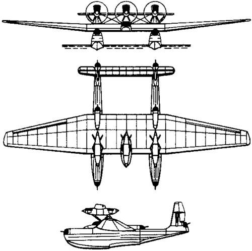 Tupolev ANT-22 / MK-1 (1934)