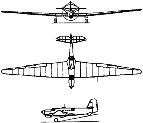 Tupolev ANT-25 / RD (1933)