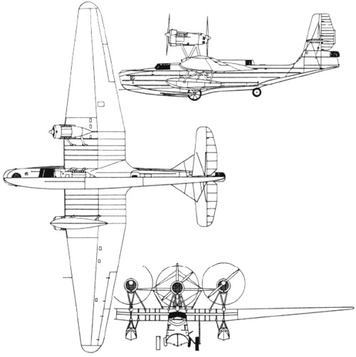 Tupolev ANT-27 / MDR-4, MTB-1  (1934)