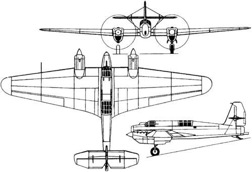 Tupolev ANT-29 DIP (1935)