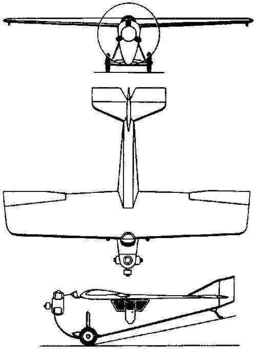 Tupolev ANT-2 (1924)