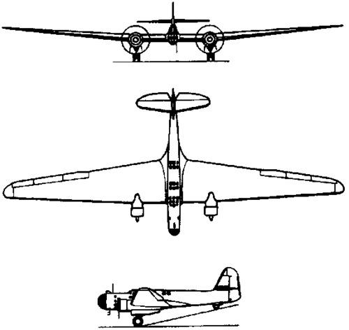 Tupolev ANT-37 / DB-2  (1935)