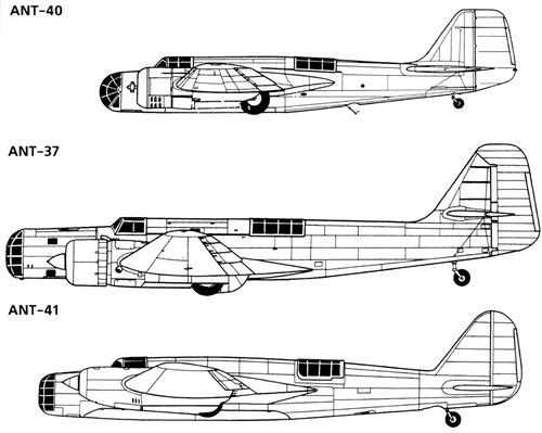 Tupolev ANT-40