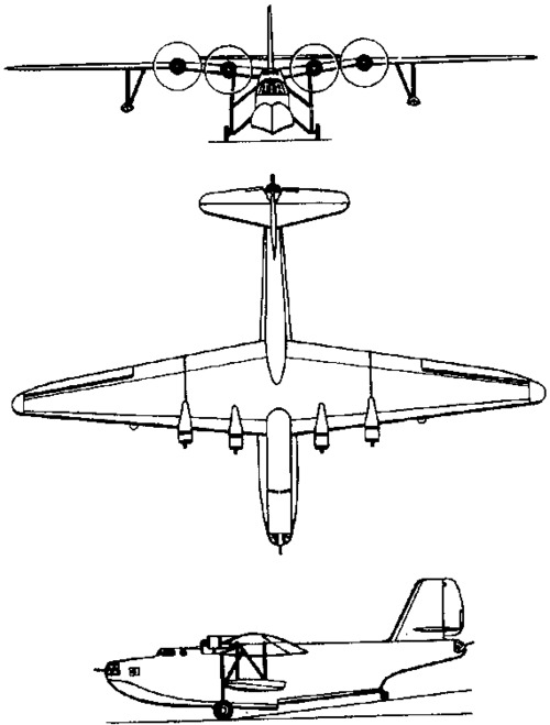 Tupolev ANT-44 / MTB-2  (1937)