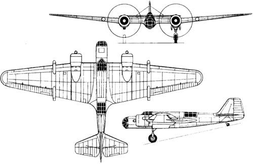 Tupolev ANT-46 (DI-8) (1935)