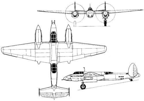 Tupolev ANT-63P (Tu-1)  (1946)