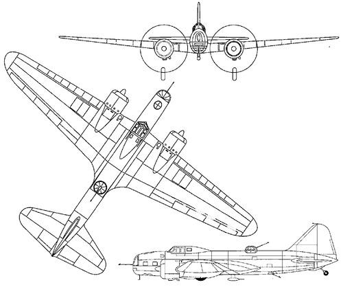Tupolev DB-3SS