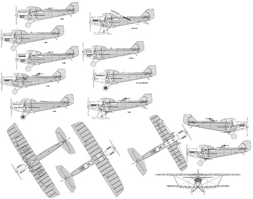 Tupolev R-3 (ANT-3)