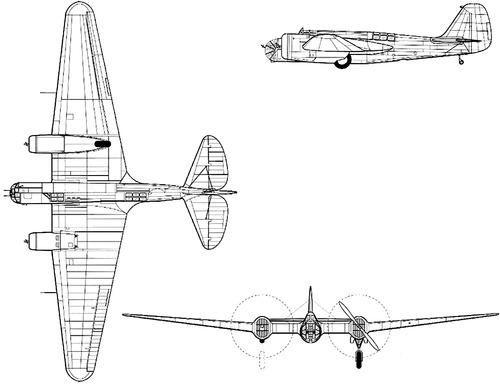 Tupolev SB-2-M-100-A