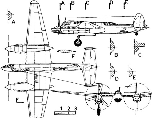 Tupolev Tu-10 - ANT-68
