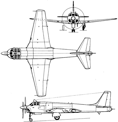 Tupolev Tu-91 Boot