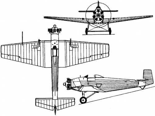 Vickers 125 Vireo (England) (1928)