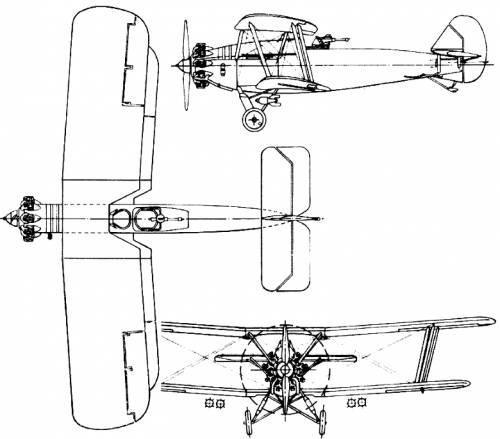 Vickers 131 Valiant (England) (1927)