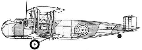 Vickers 264 Valentia