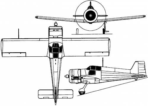 Vickers 279 Venom (England) (1936)