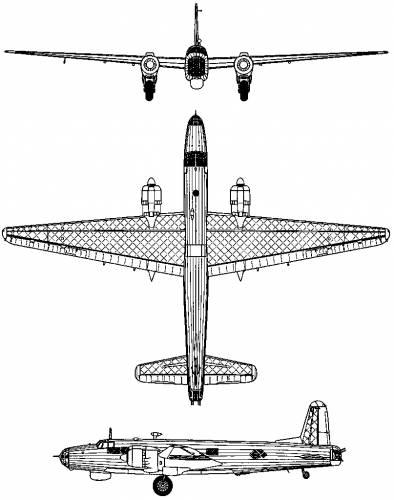 Vickers 284 Warwick (England) (1939)
