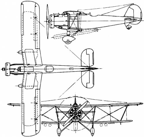 Vickers G.4/31 (England) (1934)