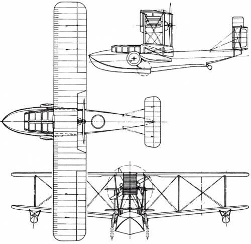 Vickers Viking (England) (1919)