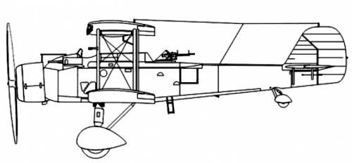 Vickers Vildebeest Mk.IV