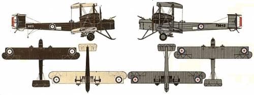 Vickers Vimy Mk.IV