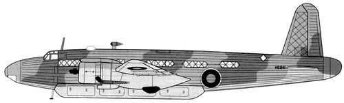 Vickers Warwick C.1