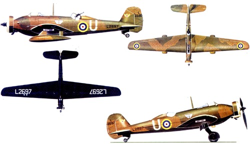 Vickers Wellesley G.4