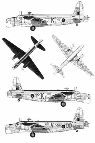 Vickers Wellington GR MK XIV
