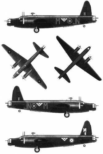 Vickers Wellington Mk.10