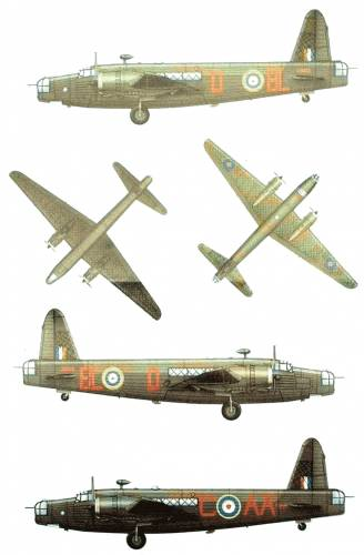 Vickers Wellington Mk.Ic