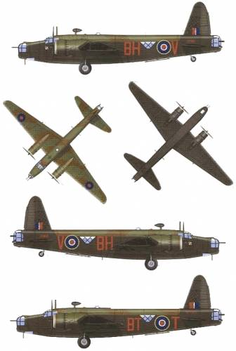 Vickers Wellington Mk III