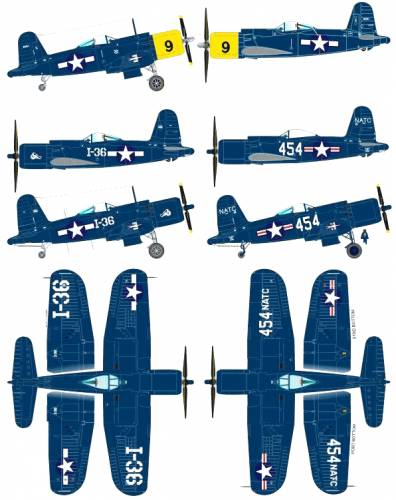 Vought F2G Corsair
