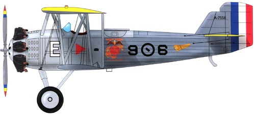 Vought O2U-1 Corsair