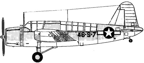 Vought OS2U-1 Kingfisher
