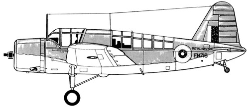 Vought OS2U Kingfisher I