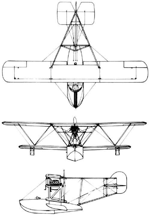 Vought VE-10 (1919)