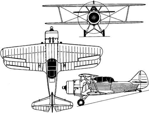 Vought XF3U-1 (1933)