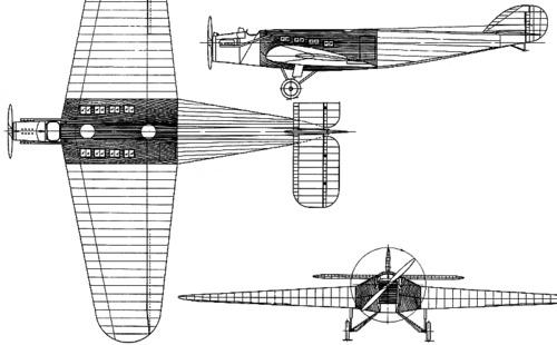 Westland Dreadnought  (1923)