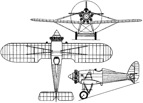Westland F.20/27 Interceptor (1928)