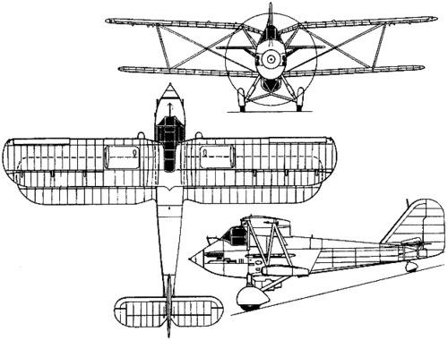 Westland F.7/30 (1934)