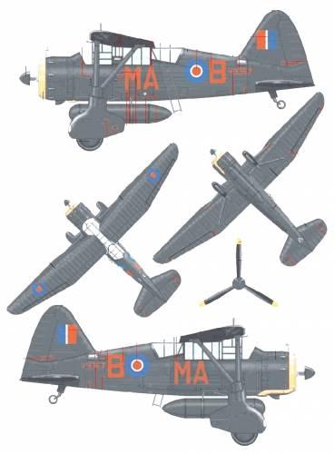 Westland Lysander Mk.III