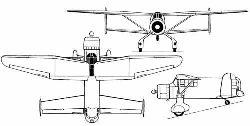 Westland P-12