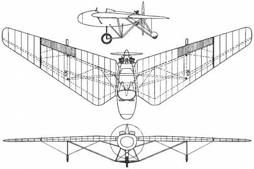 Westland Pterodactyl Mk IA
